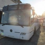 10 PC-s MERCEDES-BENZ CONECTO O345 BUSES