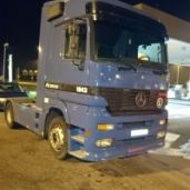 Ensemble Mercedes ACTROS 1843