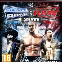 CD PS3 - Smackdown vs Raw 2011