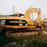 PELLE EXCAVATRICE CATERPILLAR CAT 320B