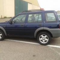 voiture land Rover freelander