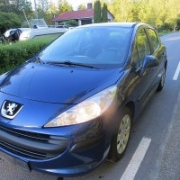 A vendre Peugeot 207 Executive Pack 1.6 HDI